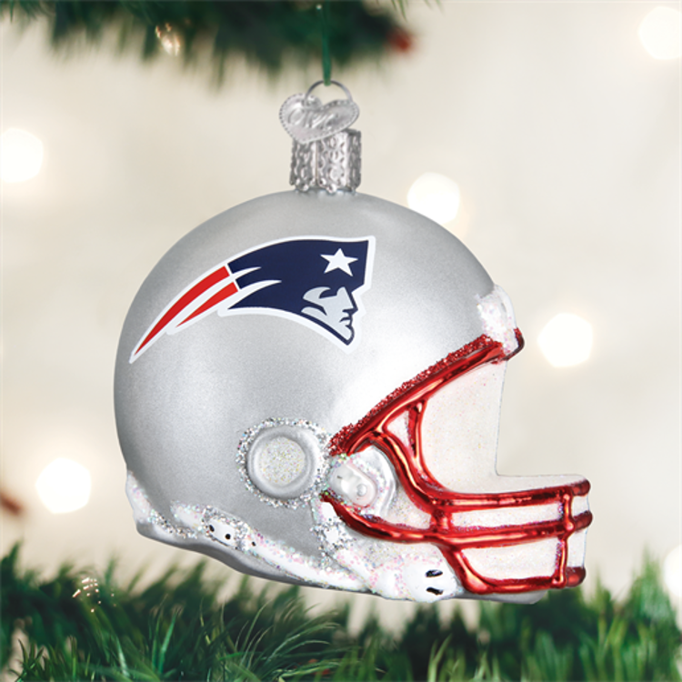 Picture of New England Patriots Helmet