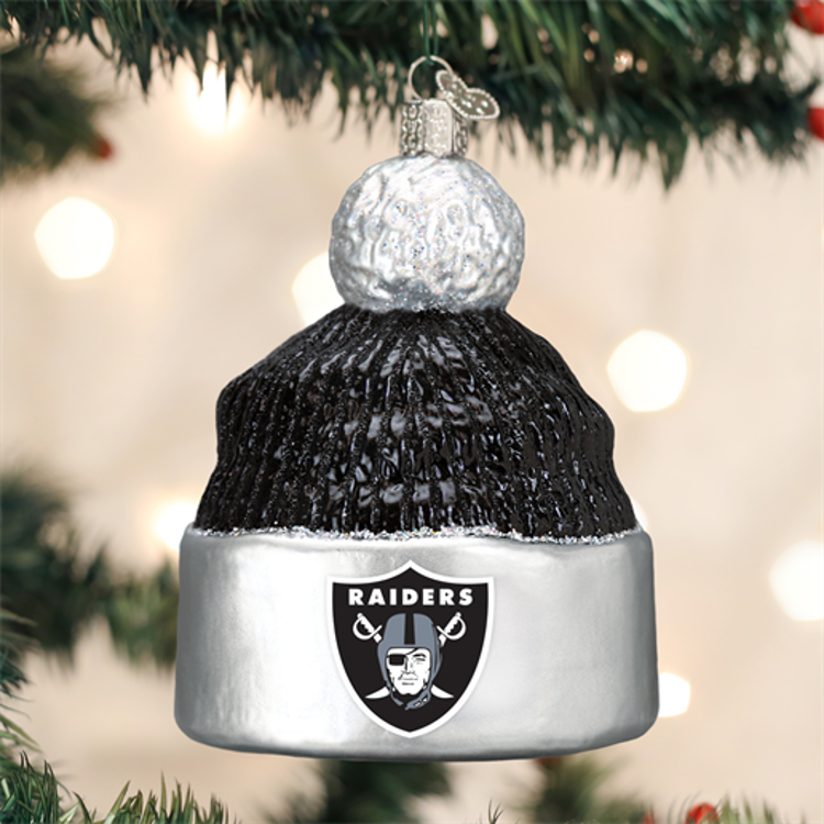 Picture of Oakland Raiders Beanie