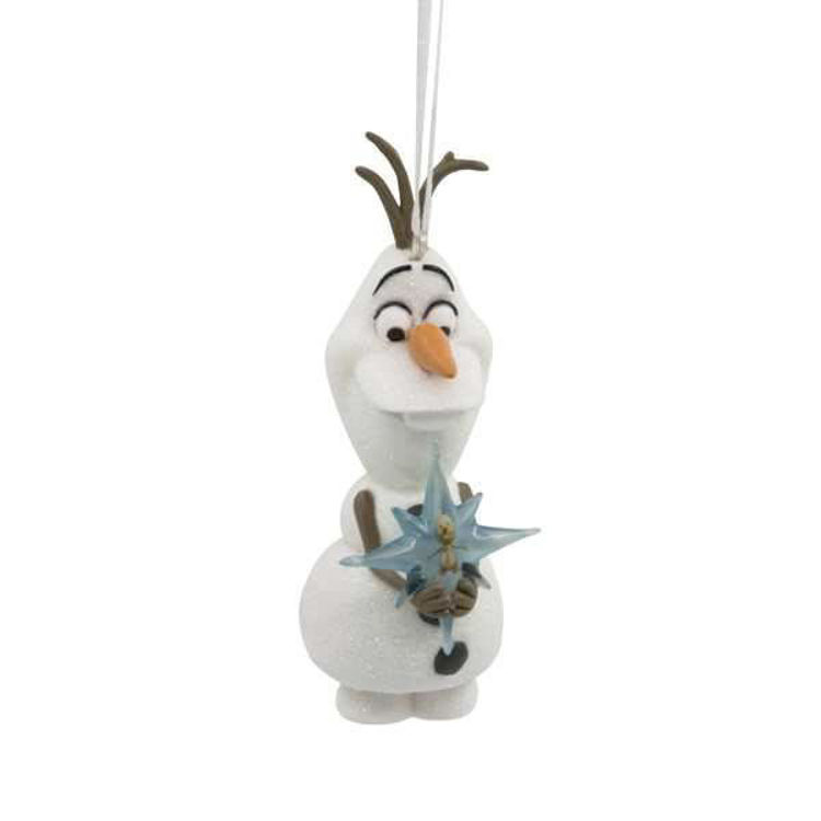 Picture of Olaf with Star