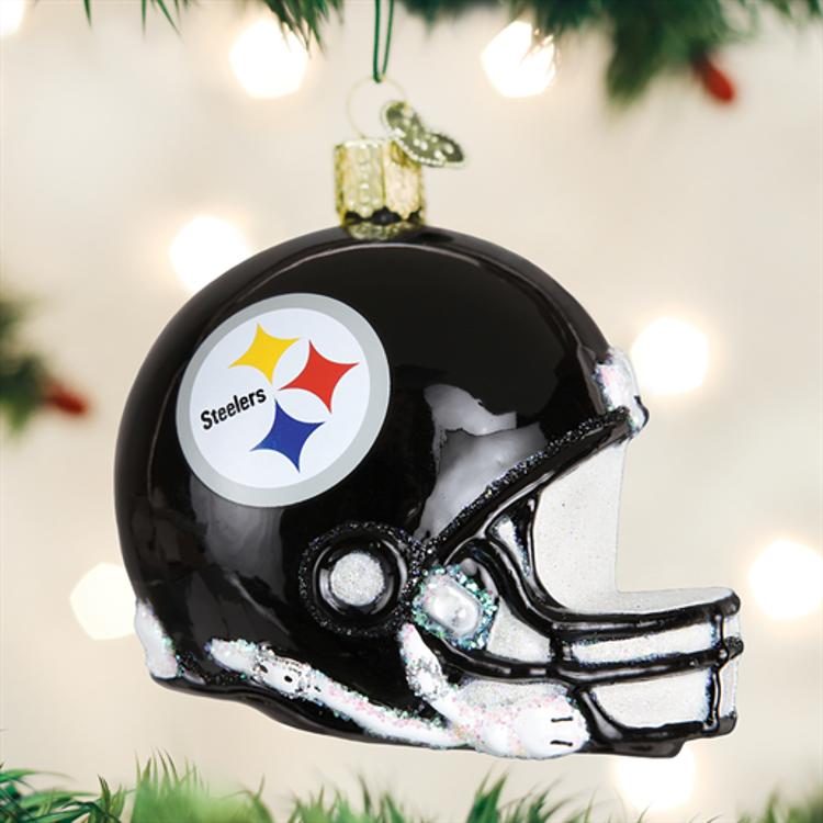 Picture of Pittsburgh Steelers Helmet