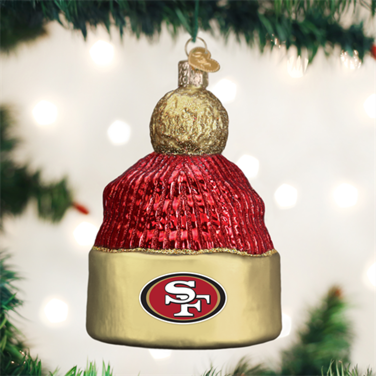 Picture of San Fransisco 49ers Beanie