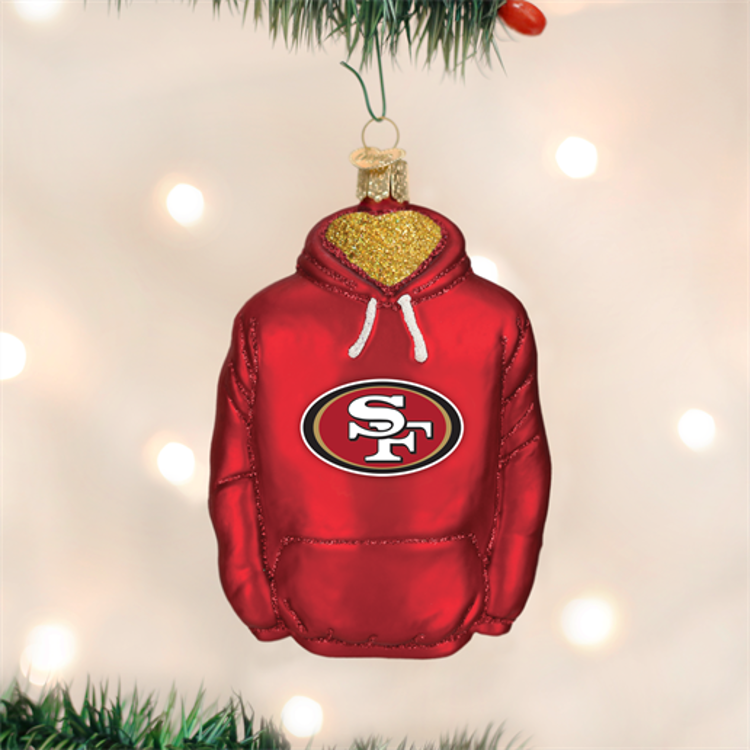 Picture of San Fransisco 49ers Hoodie