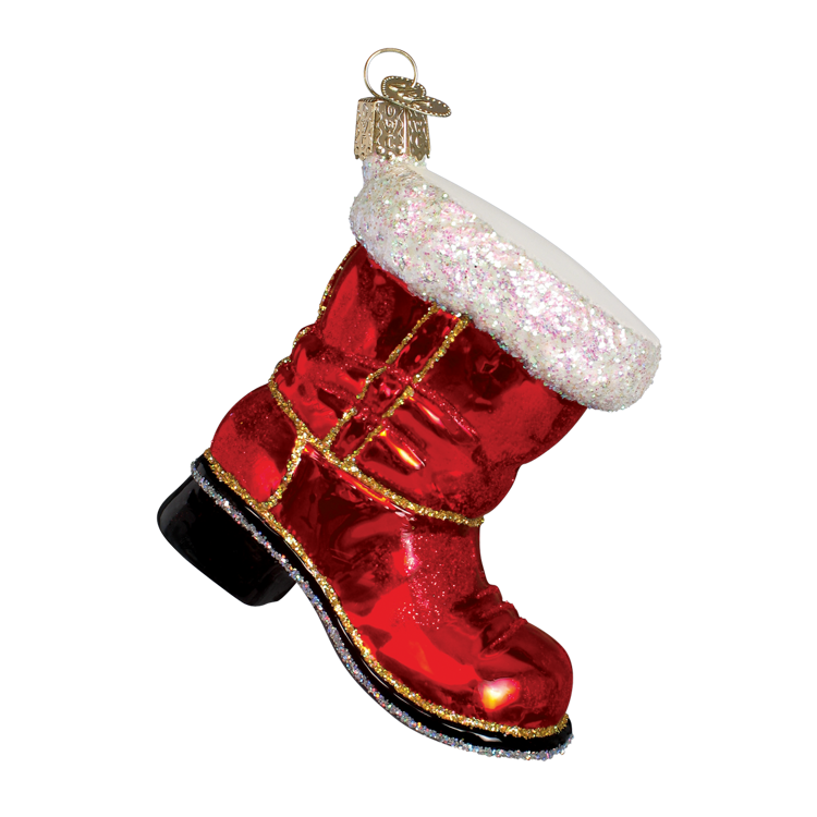 Picture of Santa's Boot
