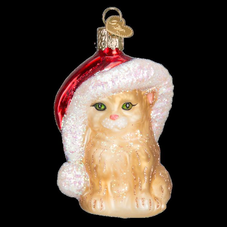 Picture of Santa's Kitten