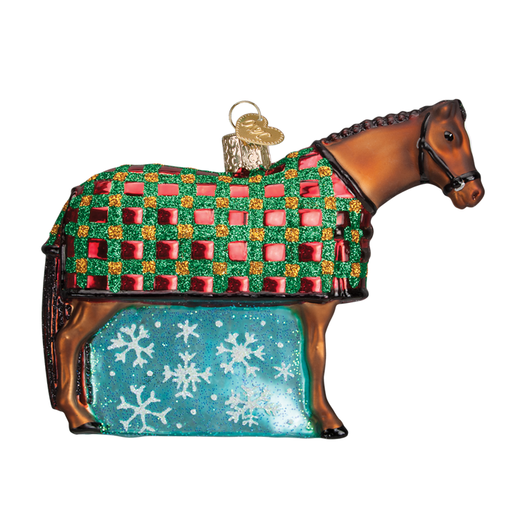 Picture of Snowflake Horse