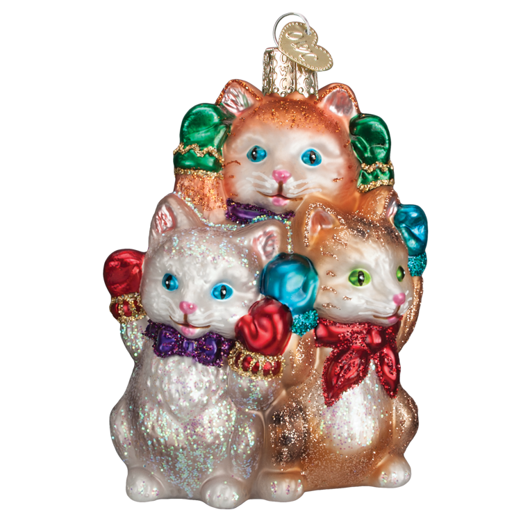 Picture of Three Little Kittens