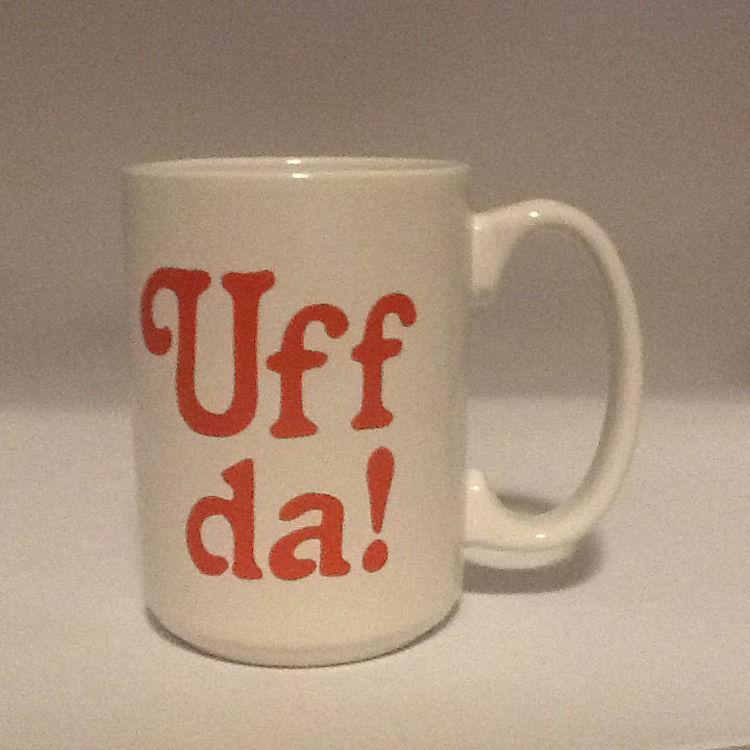 Picture of Ceramic Uff Da Mug
