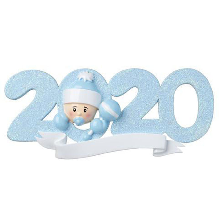 Picture of 2020 Baby's 1st Blue