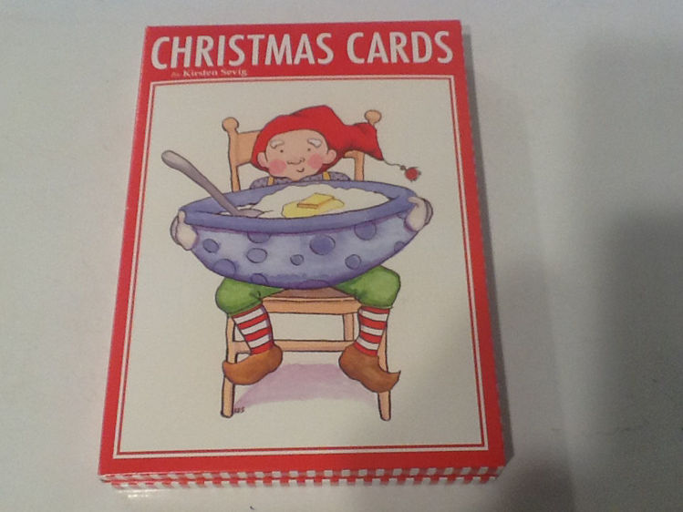 Picture of Tomte Christmas Cards, Kristen Sevig