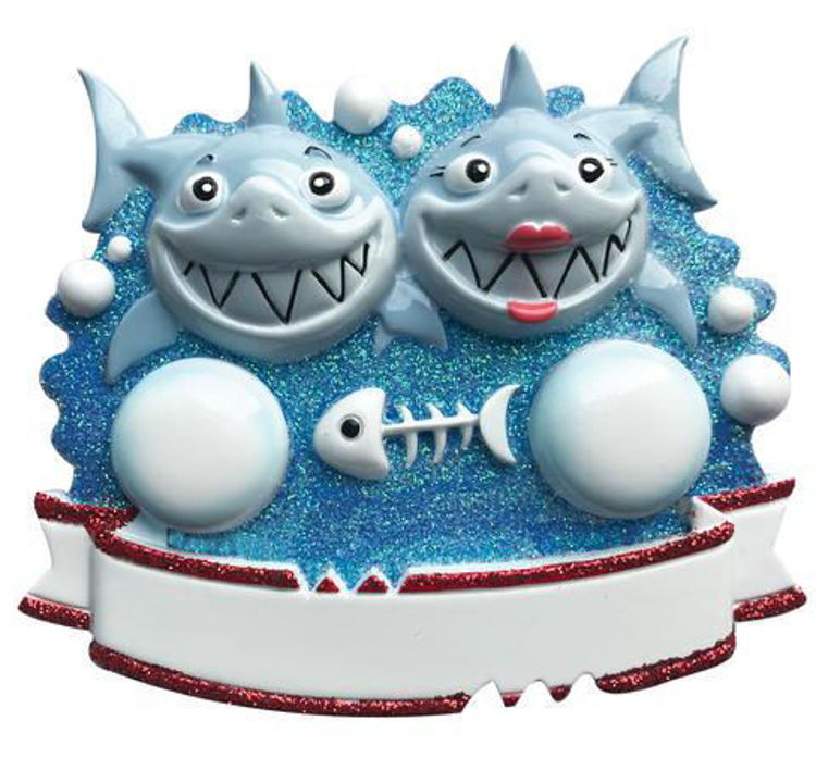 Picture of Shark Couple