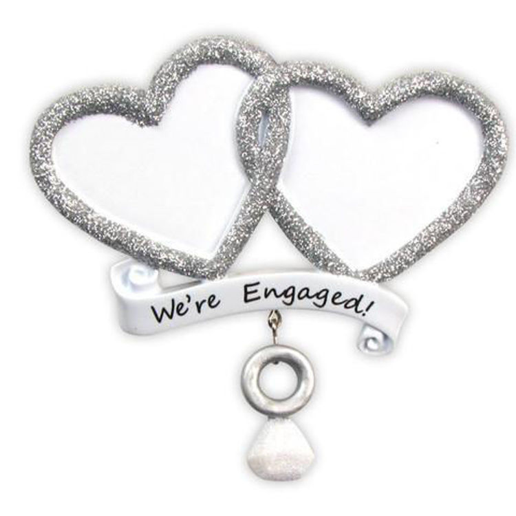 Picture of We're Engaged Hearts