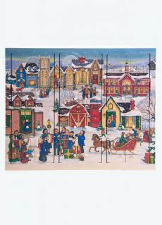Picture of Christmas Village Advent