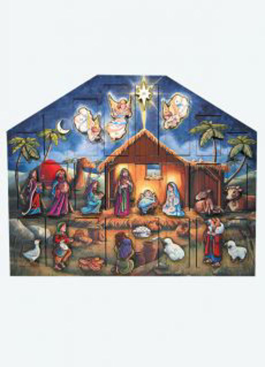 Picture of Nativity Advent