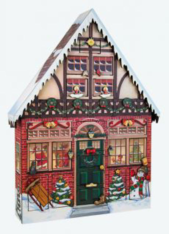 Picture of Christmas House Advent