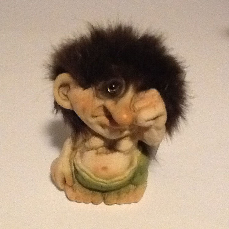 Picture of Nyform Troll, Cry Baby