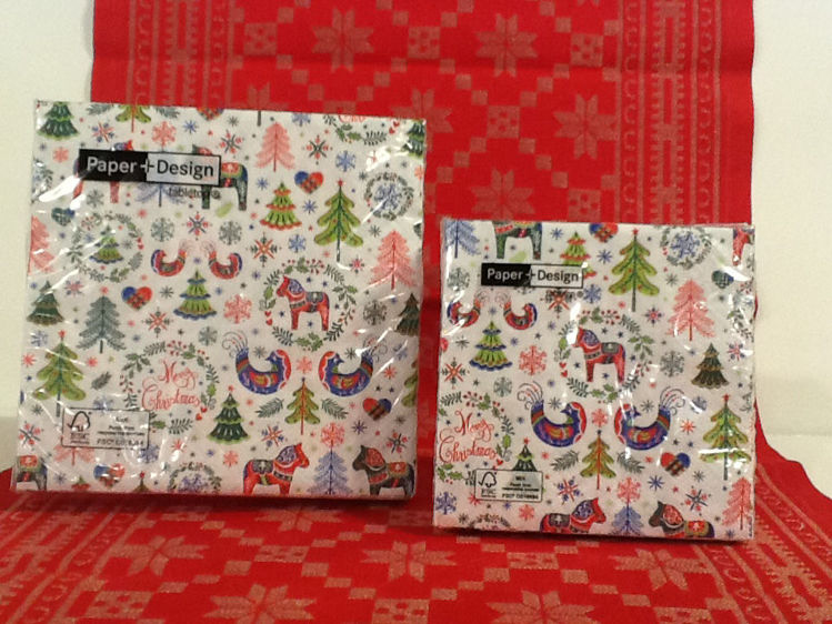 Picture of Paper Napkins, Hygge