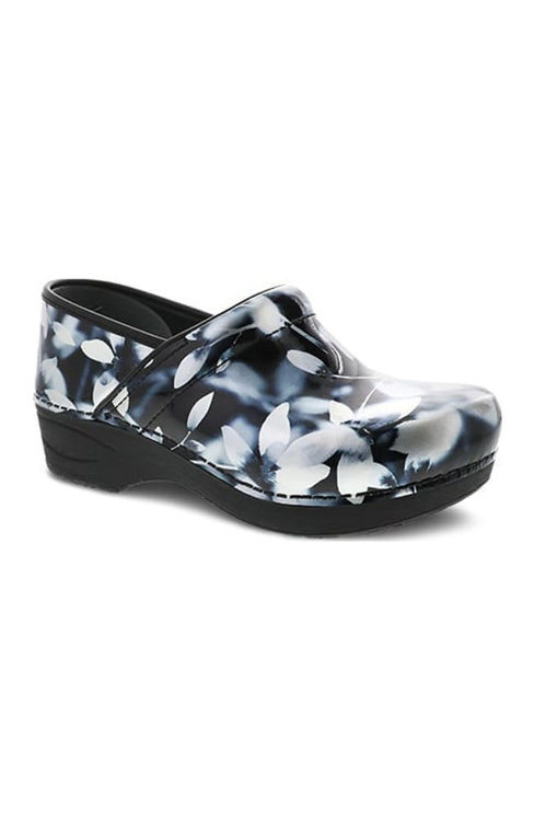 Picture of Dansko 2.0 Professional Clog, Shadow Floral