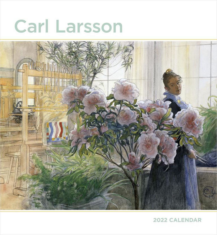 Picture of Carl Larsson 2022 Calendar